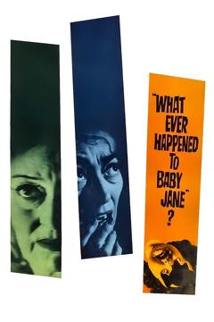 Best Drama Movies of 1962 : What Ever Happened to Baby Jane?