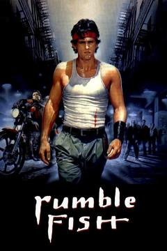 Best Crime Movies of 1983 : Rumble Fish
