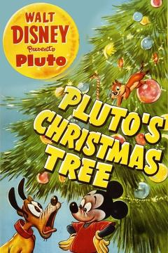 Best Animation Movies of 1952 : Pluto's Christmas Tree
