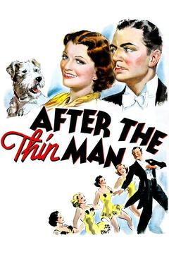 Best Mystery Movies of 1936 : After the Thin Man