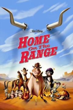 Best Animation Movies of 2004 : Home on the Range