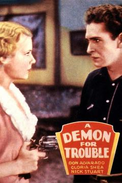 Best Western Movies of 1934 : A Demon for Trouble