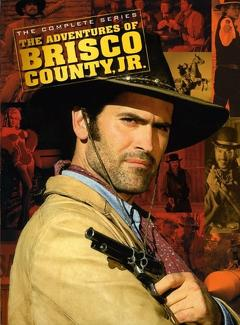 Best Western Movies of 1993 : The Adventures of Brisco County, Jr.