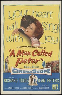 Best Family Movies of 1955 : A Man Called Peter