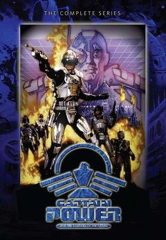 Best Science Fiction Movies of 1991 : Captain Power: The Beginning