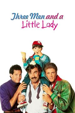 Best Comedy Movies of 1990 : 3 Men and a Little Lady