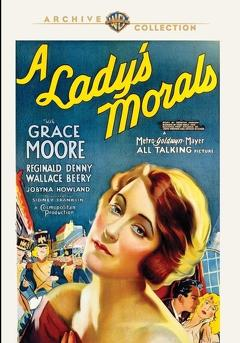 Best Music Movies of 1930 : A Lady's Morals
