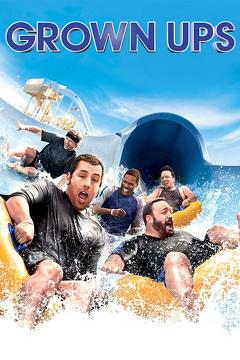 Best Comedy Movies of 2010 : Grown Ups