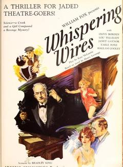 Best Mystery Movies of 1926 : Whispering Wires