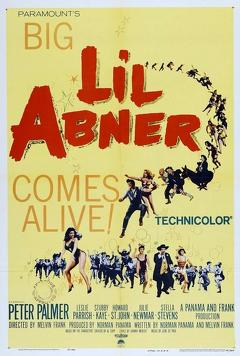 Best Music Movies of 1959 : Li'l Abner