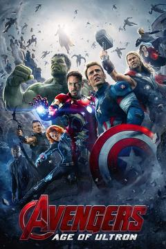 Best Action Movies of 2015 : Avengers: Age of Ultron