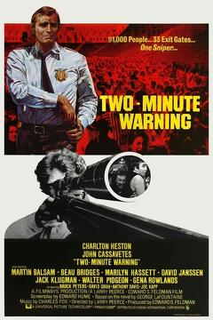 Best Action Movies of 1976 : Two-Minute Warning