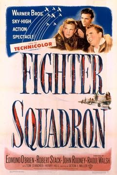 Best War Movies of 1948 : Fighter Squadron