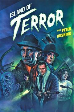 Best Science Fiction Movies of 1966 : Island of Terror