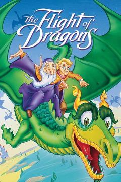 Best Animation Movies of 1982 : The Flight of Dragons