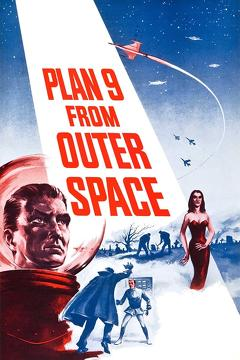 Best Horror Movies of 1959 : Plan 9 from Outer Space