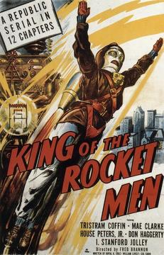 Best Adventure Movies of 1949 : King of the Rocket Men