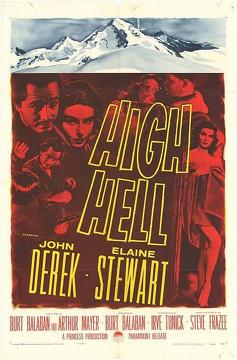 Best Adventure Movies of 1958 : High Hell