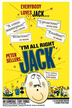 Best Comedy Movies of 1959 : I'm All Right Jack