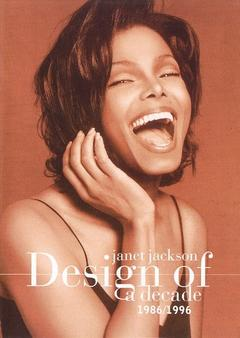 Best Music Movies of 1995 : Janet Jackson: Design of a Decade 1986/1996