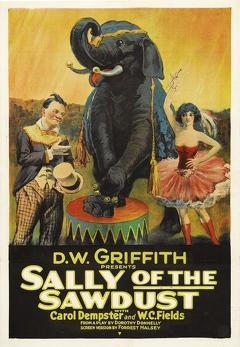 Best Comedy Movies of 1925 : Sally of the Sawdust