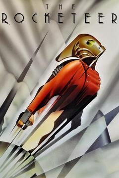 Best Action Movies of 1991 : The Rocketeer