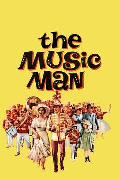 Best Music Movies of 1962 : The Music Man