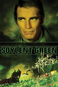 Best Thriller Movies of 1973 : Soylent Green