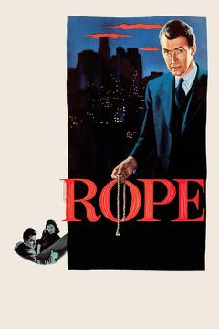 Best Thriller Movies of 1948 : Rope