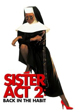 Best Music Movies of 1993 : Sister Act 2: Back in the Habit