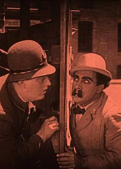 Best Comedy Movies of 1920 : The Backyard
