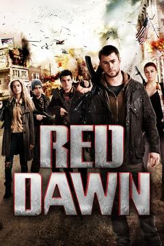 Best Thriller Movies of 2012 : Red Dawn