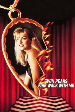 Best Mystery Movies of 1992 : Twin Peaks: Fire Walk with Me