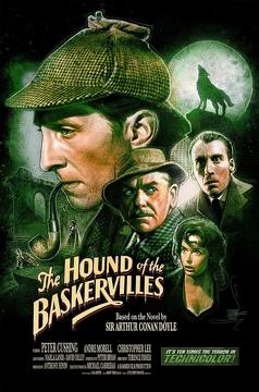 Best Horror Movies of 1959 : The Hound of the Baskervilles