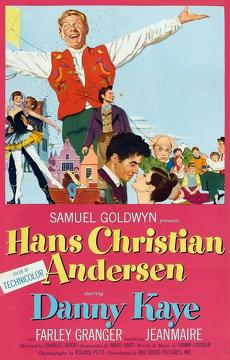 Best Music Movies of 1952 : Hans Christian Andersen