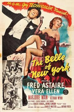 Best Music Movies of 1952 : The Belle of New York