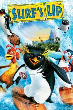 Best Animation Movies of 2007 : Surf's Up