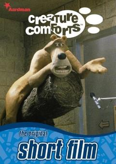 Best Animation Movies of 1989 : Creature Comforts