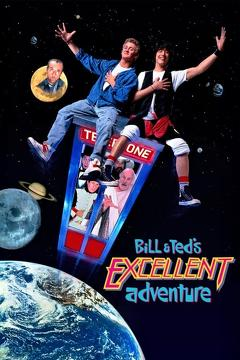Best Comedy Movies of 1989 : Bill & Ted's Excellent Adventure