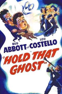 Best Horror Movies of 1941 : Hold That Ghost