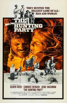 Best Western Movies of 1971 : The Hunting Party