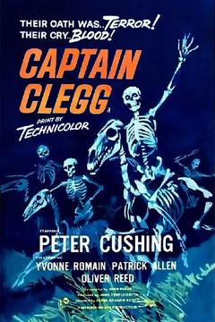 Best Horror Movies of 1962 : Captain Clegg