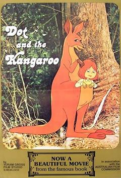 Best Animation Movies of 1977 : Dot and the Kangaroo