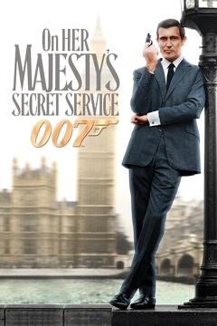 Best Action Movies of 1969 : On Her Majesty's Secret Service