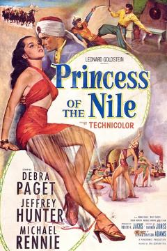 Best Fantasy Movies of 1954 : Princess of the Nile