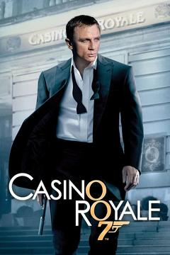 Best Adventure Movies of 2006 : Casino Royale