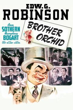 Best Thriller Movies of 1940 : Brother Orchid