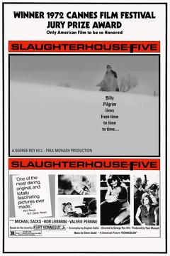 Best Comedy Movies of 1972 : Slaughterhouse-Five