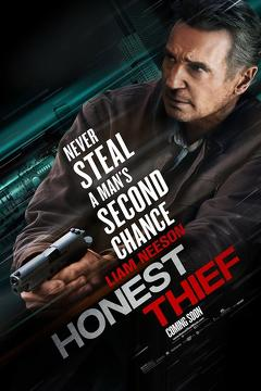 Best Crime Movies of This Year: Honest Thief