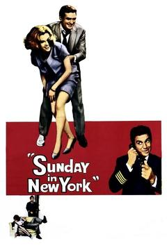 Best Romance Movies of 1963 : Sunday in New York